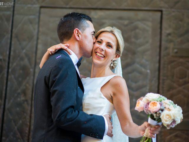La boda de Mírian y Jose Manuel