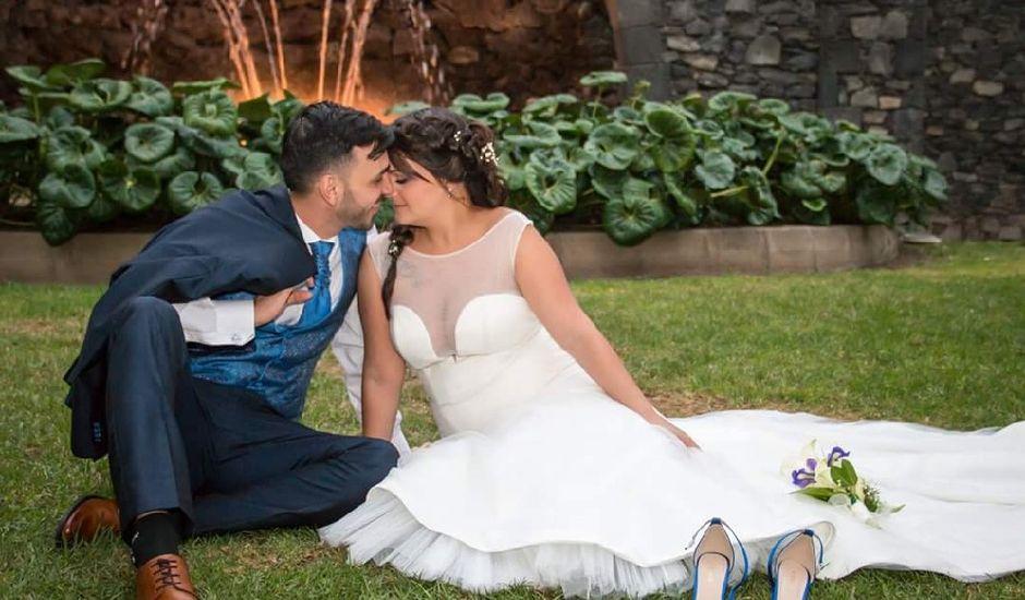 La boda de Aarón  y Lucía  en Las Palmas De Gran Canaria, Las Palmas