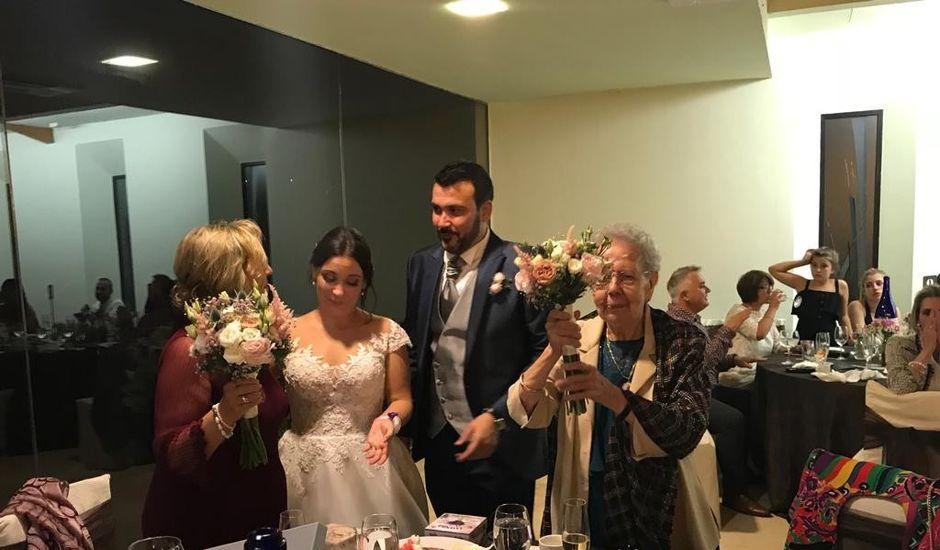 La boda de Laura y Alonso en Sant Fost De Campsentelles, Barcelona
