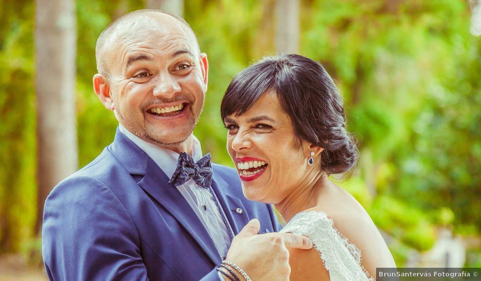 La boda de Fran y Porfi en Redondela, Pontevedra