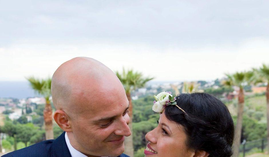 La boda de David y Lucía en Alella, Barcelona