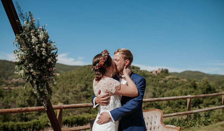 La boda de Marcel y Diana  en Moia, Barcelona