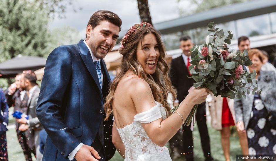 La boda de Gabriel y Alba en O Carballiño, Orense
