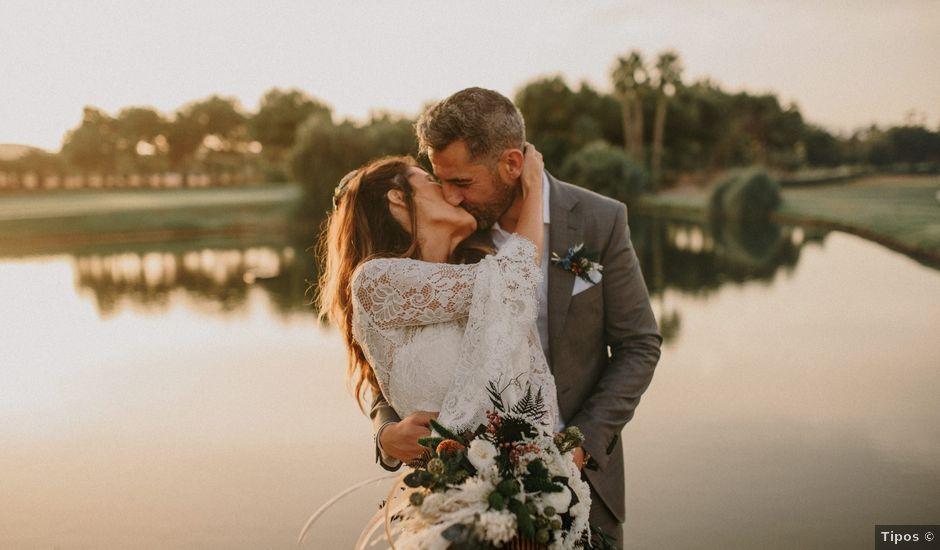 La boda de Raúl y Verónica en Alacant/alicante, Alicante