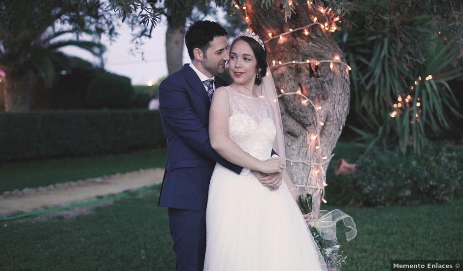 La boda de Cristina y Francisco en Utrera, Sevilla