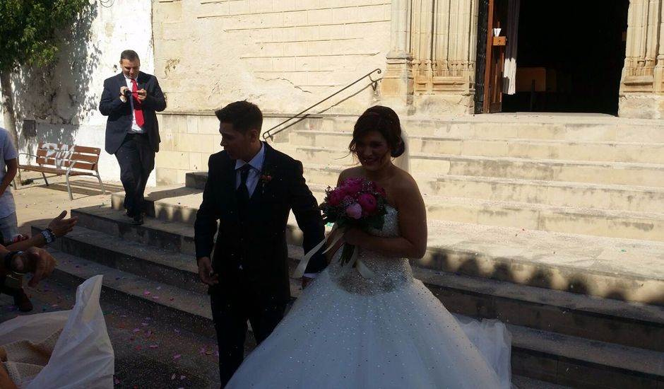 La boda de Oriol y Africa en La Roca Del Valles, Barcelona