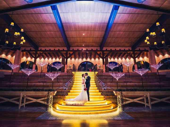La boda de Ester y Alejandro