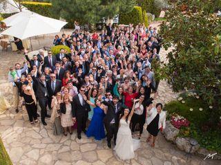 La boda de Júlia y Esteve 1