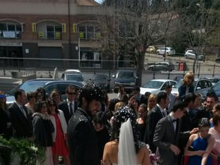 La boda de Júlia y Esteve 2