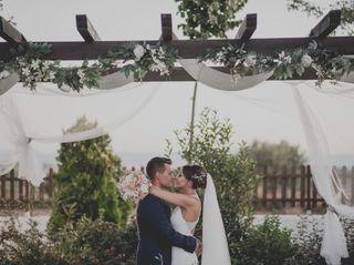 La boda de Eva y Eloy