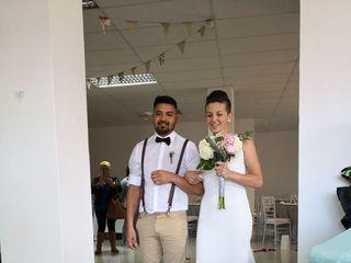 La boda de Patricia y Leticia 3