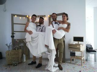 La boda de Patricia y Leticia