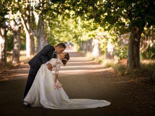 La boda de Bianca y Alex