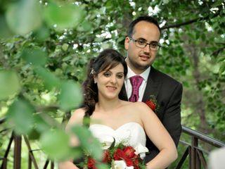 La boda de Virginia y Carlos