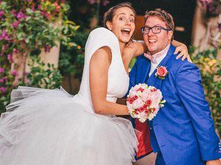 La boda de Jose y Florine