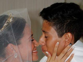 La boda de Evelyn y Jonathan