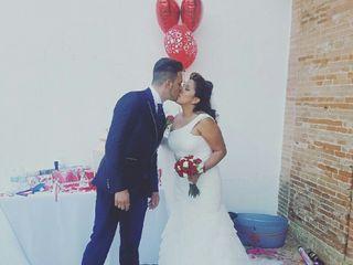 La boda de Sayda y Ivan 2