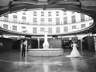 La boda de Violeta y Pau