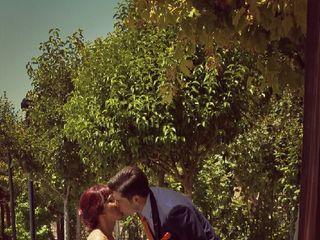 La boda de Tamara y Victor  1