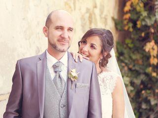 La boda de Mª Virtu y Dani