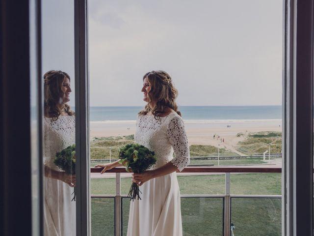 La boda de Borja y Iria en Laredo, Cantabria 9