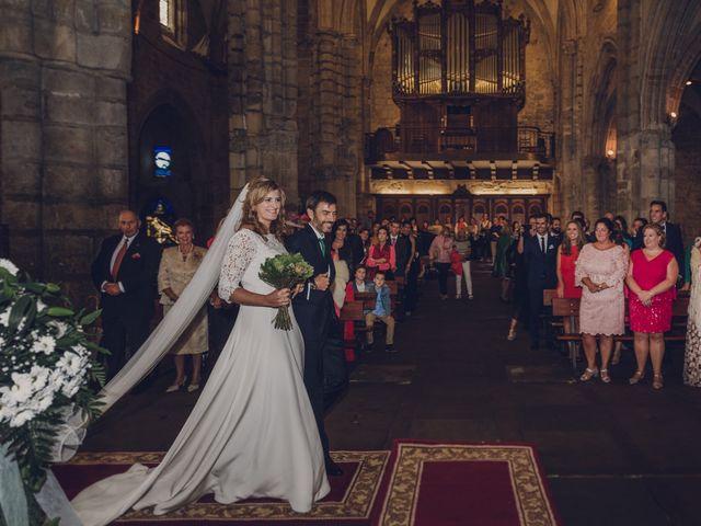 La boda de Borja y Iria en Laredo, Cantabria 22