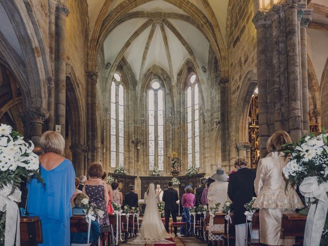 La boda de Borja y Iria en Laredo, Cantabria 26