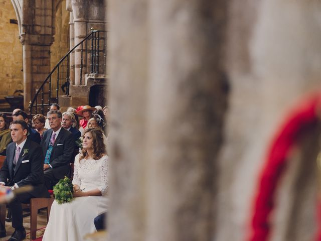 La boda de Borja y Iria en Laredo, Cantabria 30
