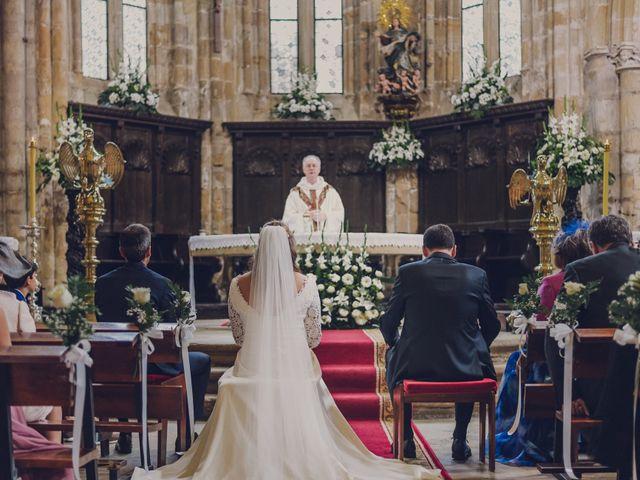 La boda de Borja y Iria en Laredo, Cantabria 33