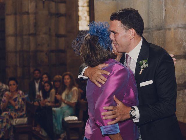 La boda de Borja y Iria en Laredo, Cantabria 36
