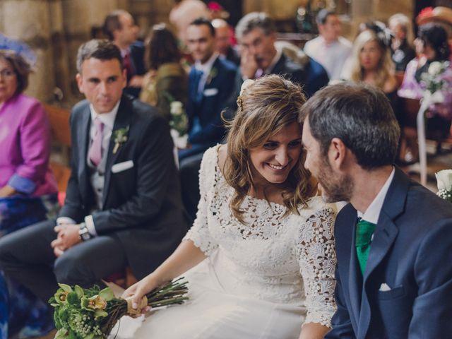 La boda de Borja y Iria en Laredo, Cantabria 37