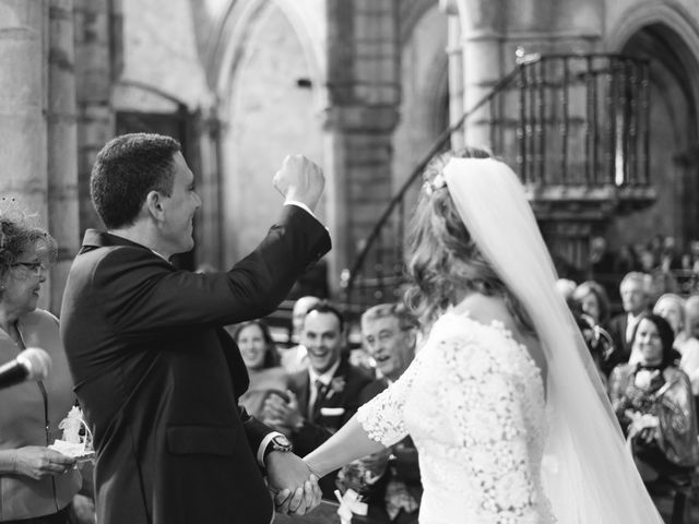 La boda de Borja y Iria en Laredo, Cantabria 42