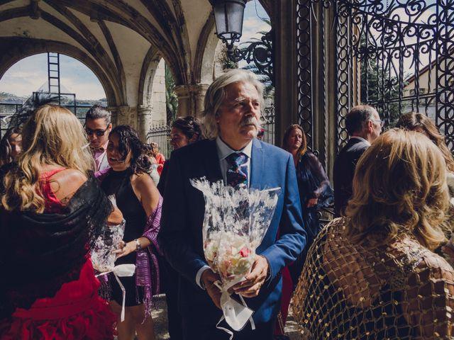 La boda de Borja y Iria en Laredo, Cantabria 44