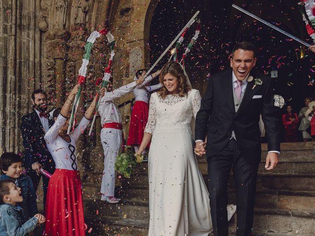 La boda de Borja y Iria en Laredo, Cantabria 48
