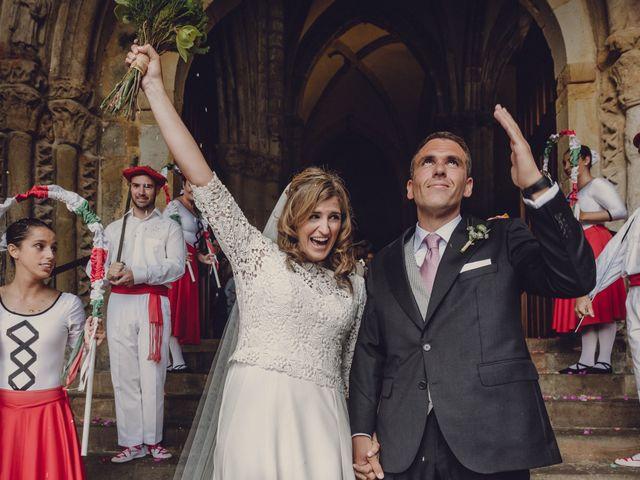 La boda de Borja y Iria en Laredo, Cantabria 52