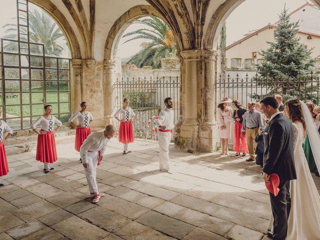 La boda de Borja y Iria en Laredo, Cantabria 54