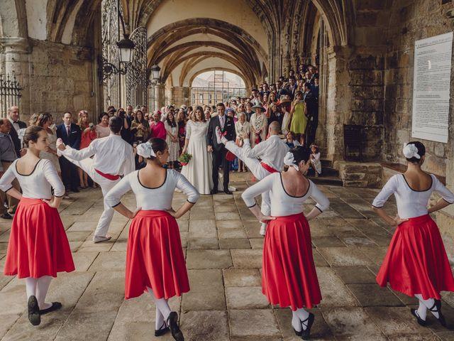 La boda de Borja y Iria en Laredo, Cantabria 55