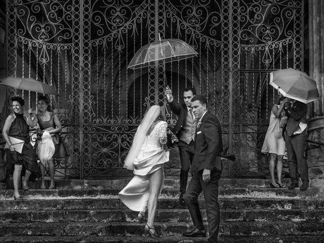 La boda de Iria y Borja