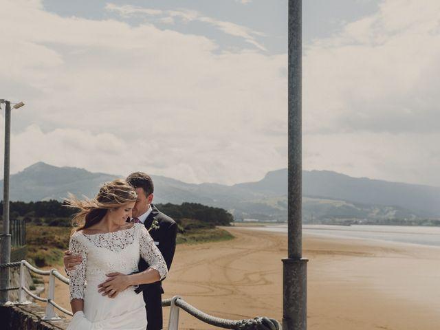 La boda de Borja y Iria en Laredo, Cantabria 68