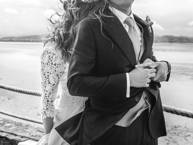 La boda de Borja y Iria en Laredo, Cantabria 71
