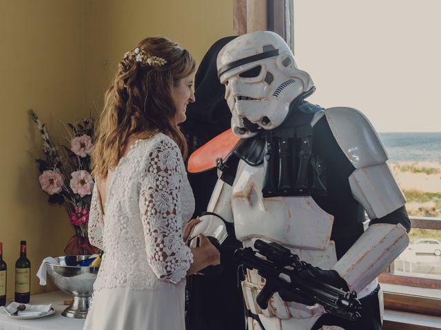 La boda de Borja y Iria en Laredo, Cantabria 94
