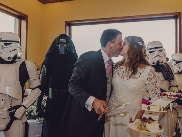 La boda de Borja y Iria en Laredo, Cantabria 95