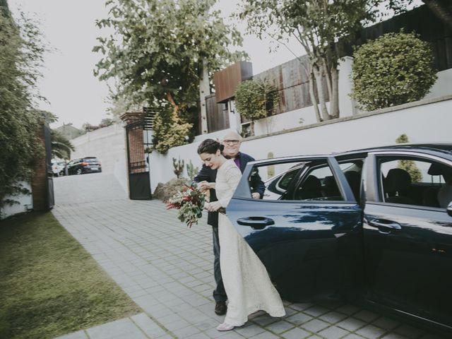 La boda de Adrià y Edith en Sant Fost De Campsentelles, Barcelona 93