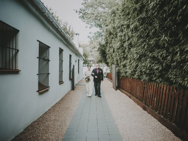 La boda de Adrià y Edith en Sant Fost De Campsentelles, Barcelona 95