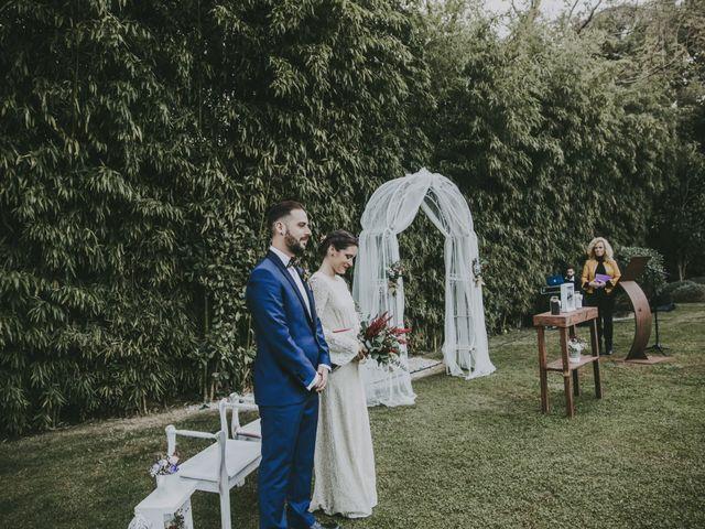 La boda de Adrià y Edith en Sant Fost De Campsentelles, Barcelona 98