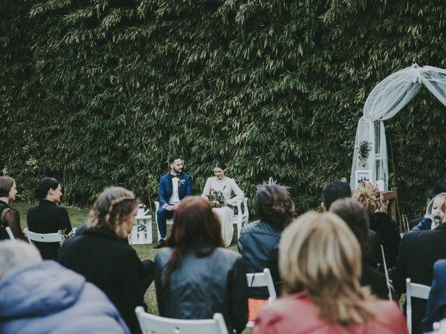La boda de Adrià y Edith en Sant Fost De Campsentelles, Barcelona 99