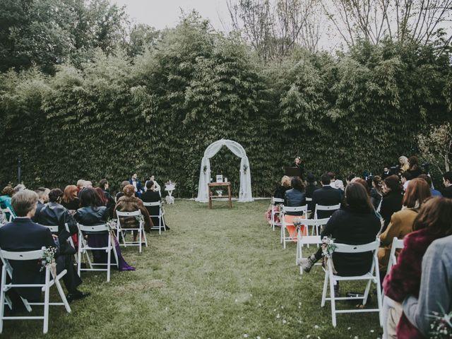 La boda de Adrià y Edith en Sant Fost De Campsentelles, Barcelona 102