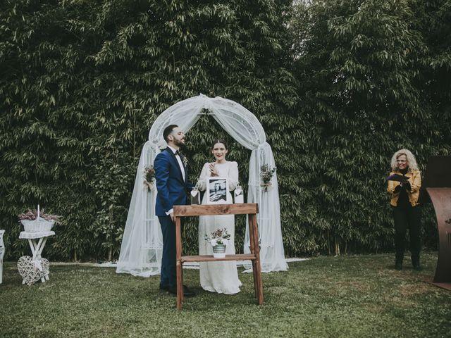 La boda de Adrià y Edith en Sant Fost De Campsentelles, Barcelona 107