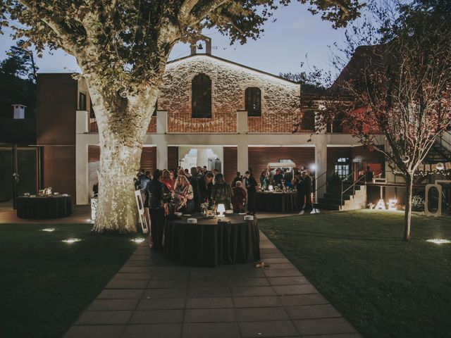 La boda de Adrià y Edith en Sant Fost De Campsentelles, Barcelona 130