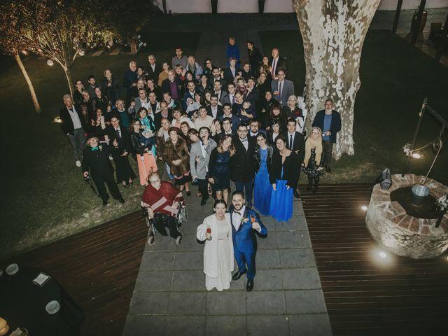 La boda de Adrià y Edith en Sant Fost De Campsentelles, Barcelona 133
